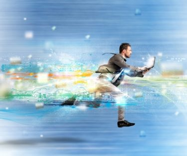 営業目標必達のスゴ技、レスポンスのスピードアップ術